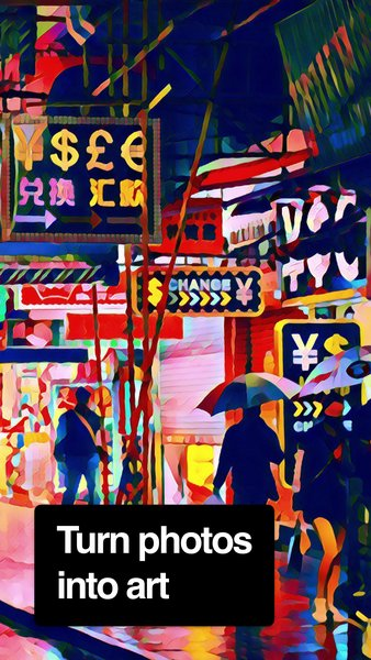 Prisma: Photo Editor APK-screenshot-1