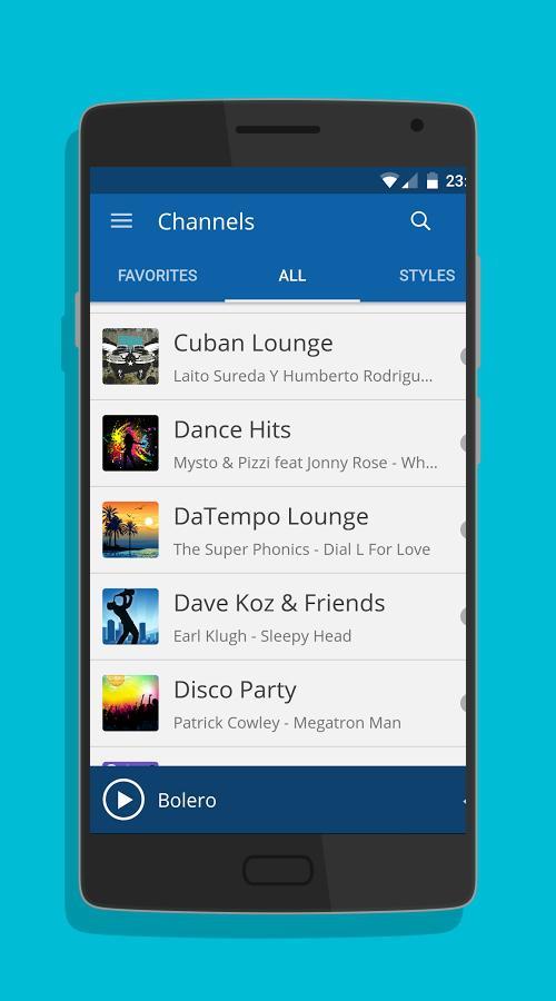 RadioTunes-screenshot-1