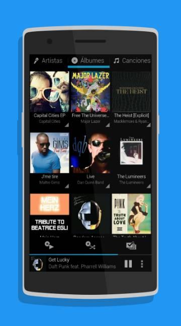 Rocket Music Player-screenshot-2