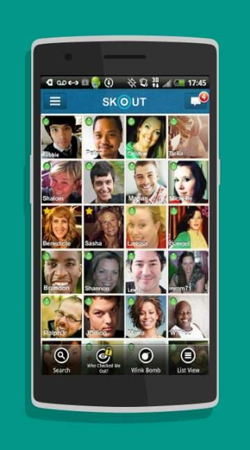 Skout Android-screenshot-2