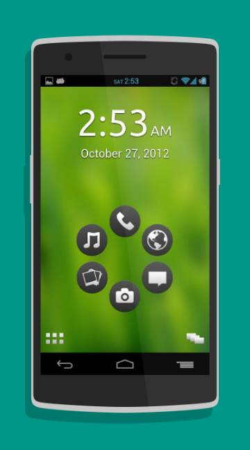 Smart Launcher-screenshot-1