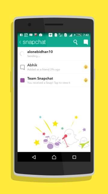 SnapChat-screenshot-1