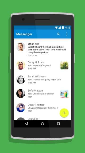 Socialize for FB Mesenger-screenshot-2