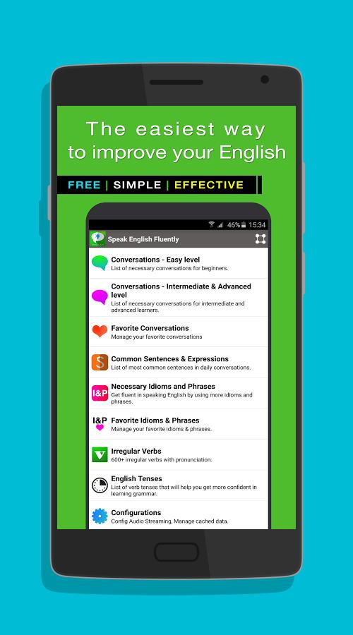 Speak English Fluently-screenshot-1