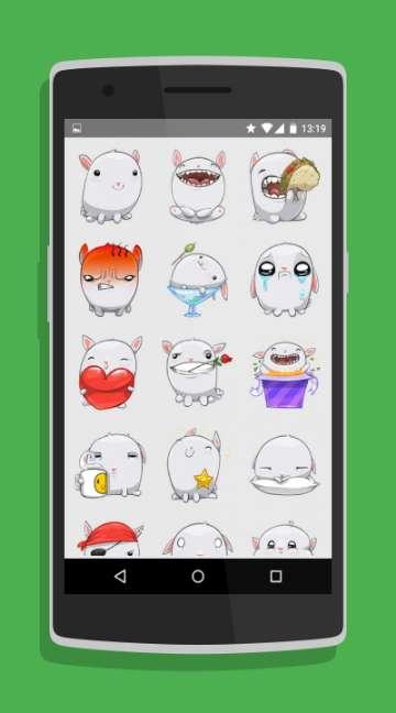 Stickered for Messenger-screenshot-2