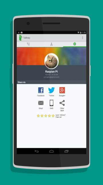Talkray-screenshot-2