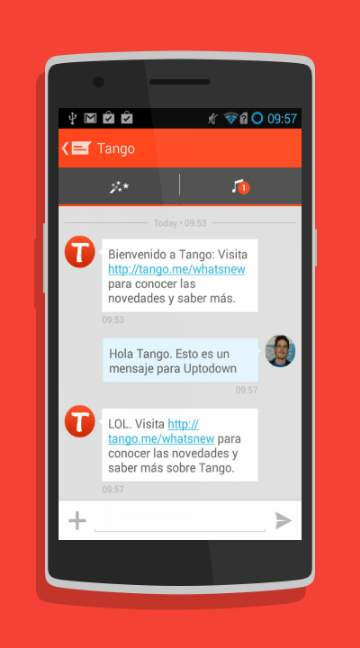 Tango Messenger-screenshot-2