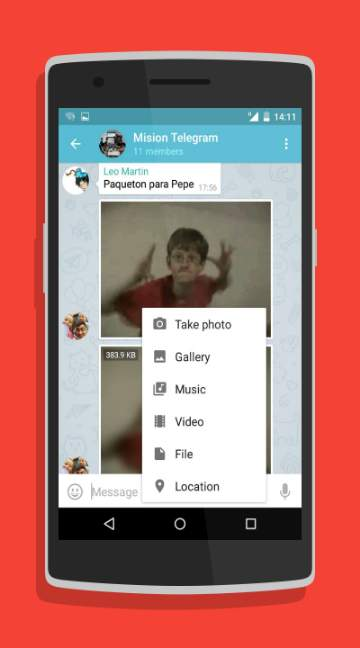 Telegram Plus-screenshot-1