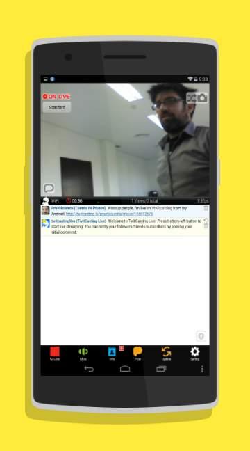 TwitCasting Live-screenshot-2