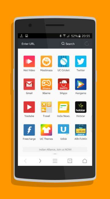 uc browser for mobile android