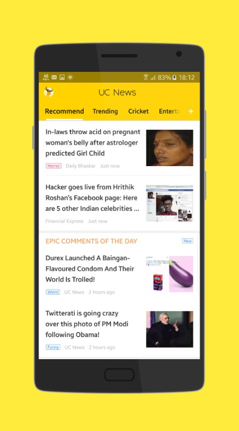 UC News : Trending News-screenshot-2