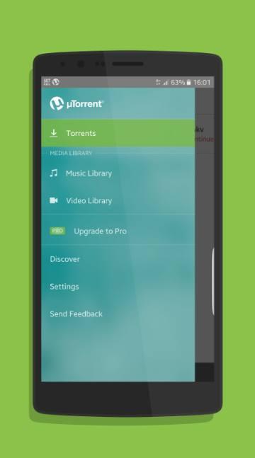 uTorrent: Torrent Downloader-screenshot-1