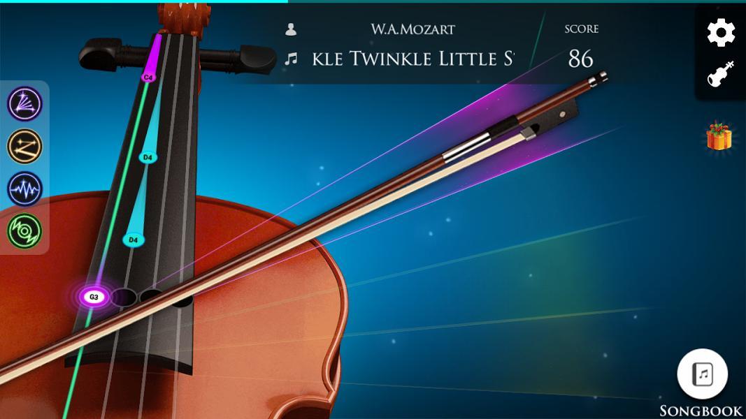 Violin : Magical Bow-screenshot-1