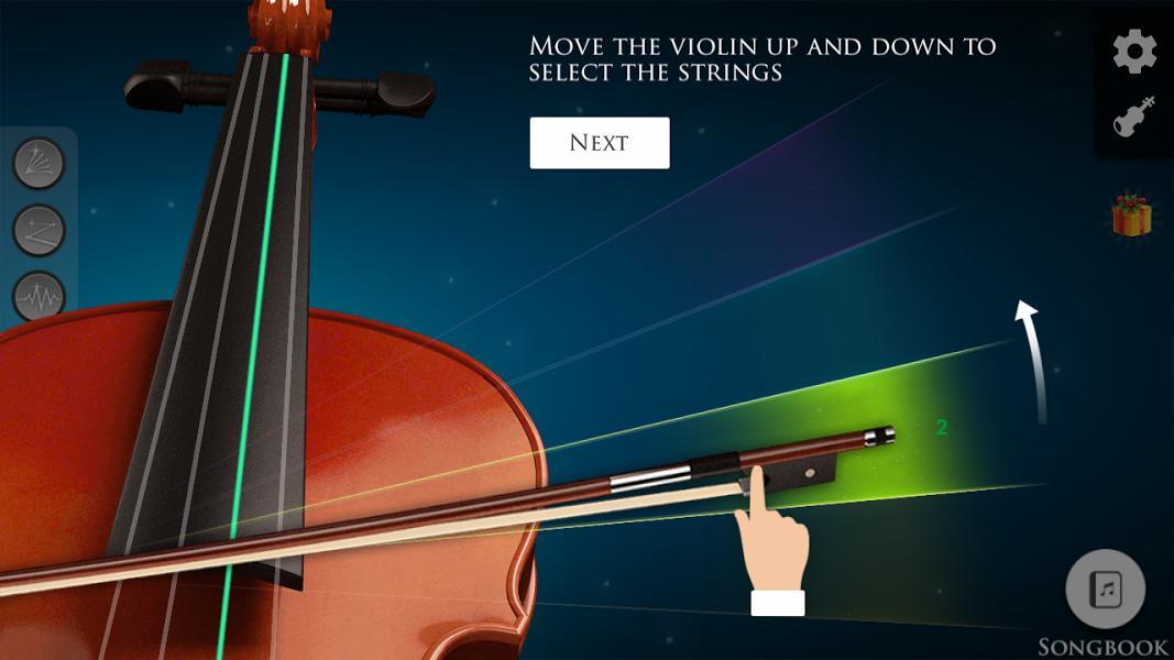 Violin : Magical Bow-screenshot-2