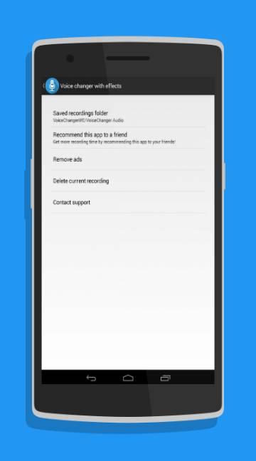 Voice Changer-screenshot-2