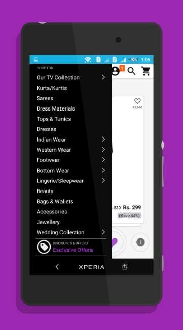 Voonik: Women Fashion Shopping-screenshot-2