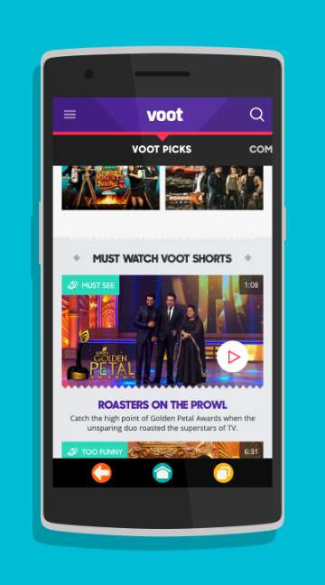 VOOT Android app Free Download - Androidfry