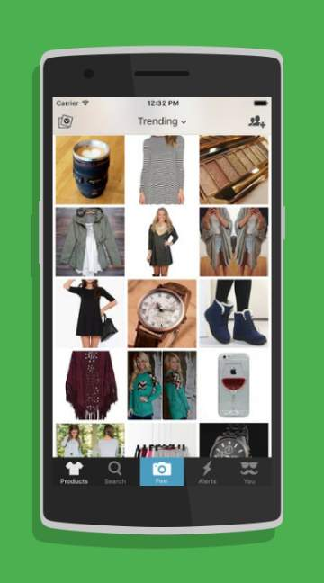 Wanelo Shopping-screenshot-1
