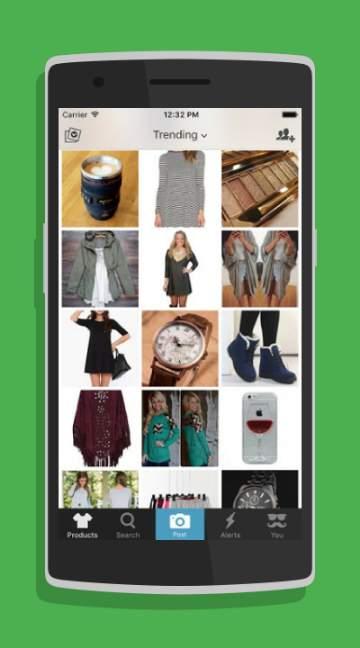 Wanelo Shopping-screenshot-1