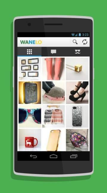 Wanelo Shopping-screenshot-2