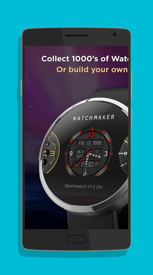 WatchMaker Premium Watch Face-screenshot-1