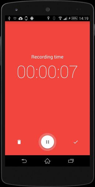Wear Audio Recorder-screenshot-1
