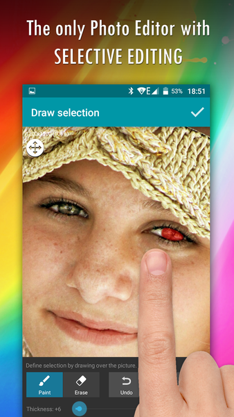 Wizard Photo Editor-screenshot-2